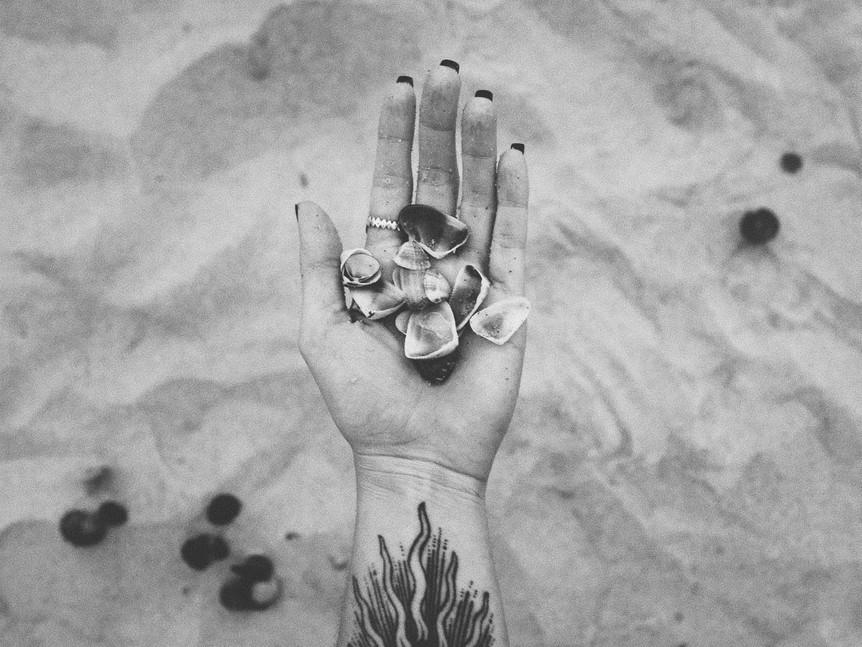 do mar,