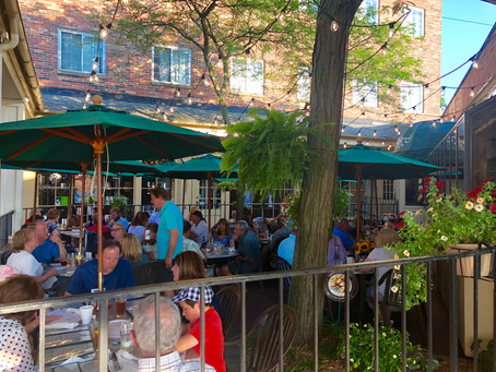 Cleveland's Best Patios for 2018
