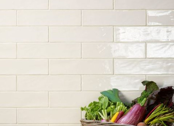 Ludlow Ceramic White