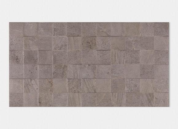 Mosaico Rodano Acero 31.6 x 59.2