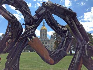"""Raise the Caliber"" Public Art Installation"