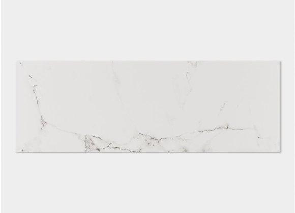 Marmol Carrara Blanco 31.6 x 90