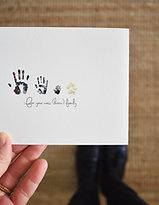 For Your New (born) Family (3 cards set)