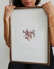 SPRING (30X40 cm Frame)