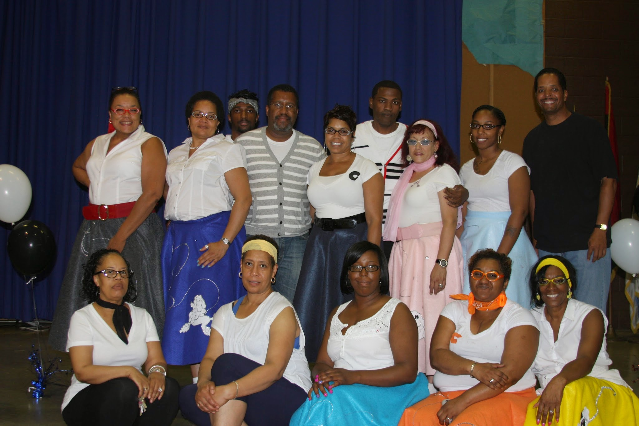 9th Ward Senior SockHop