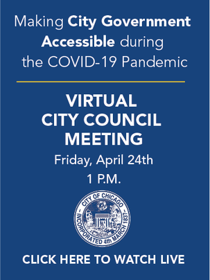 Virtual City Council Meeting 4/24/2020