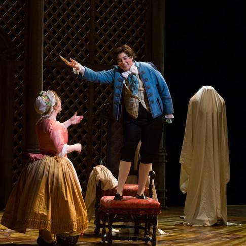 Le nozze di Figaro (YAP Student Matinee), Opera Colorado, May 2019
