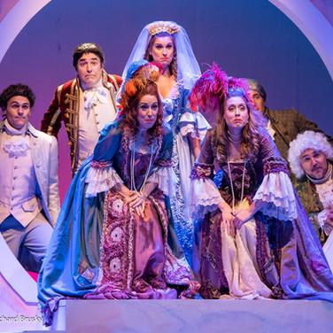 La cenerentola, Opera Las Vegas, June 2018
