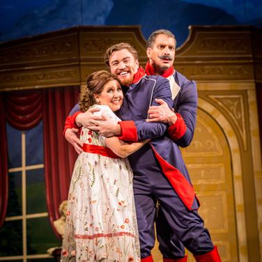 La fille du régiment, Winter Opera St. Louis, Jan 2020