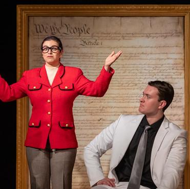 Scalia/Ginsburg, Opera North 2018