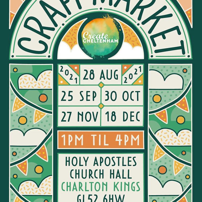 Holy Apostles Craft Market