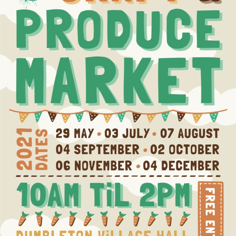 Dumbleton Craft and Produce Market