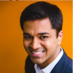 RaJiv Kumar M.D., CEO of ShapeUp
