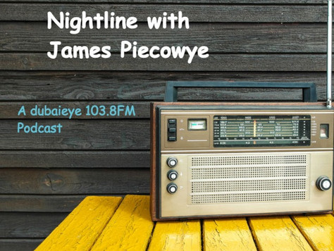 The Callin on Advice giving with Dr. James Kelley by Nightline the Podcast