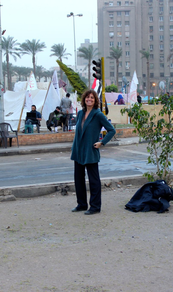 Tahrir Square, Cairo, 2013