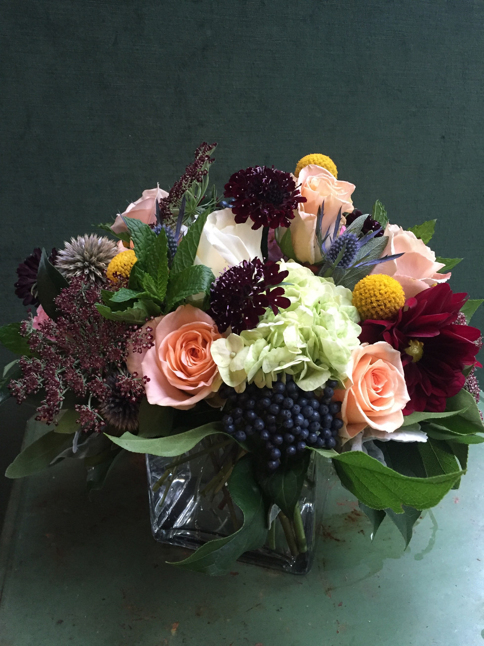 Event Florist in Crested Butte