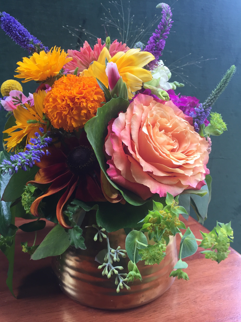 Fresh Flowers in Crested Butte