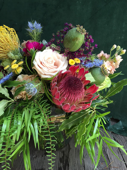 Event Flowers in Crested Butte Colorado