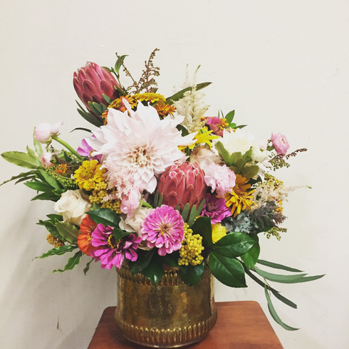 Fresh Flower Arrangements in Crested Butte, Colorado