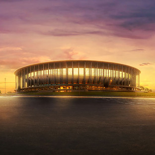 Stadium // GDF