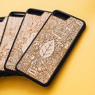 WÜD Phone Cases