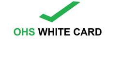 OHS WHITE CARD