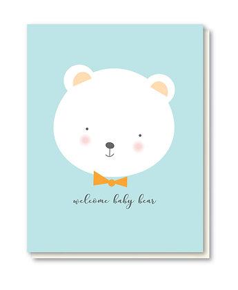 BABY009 - bear