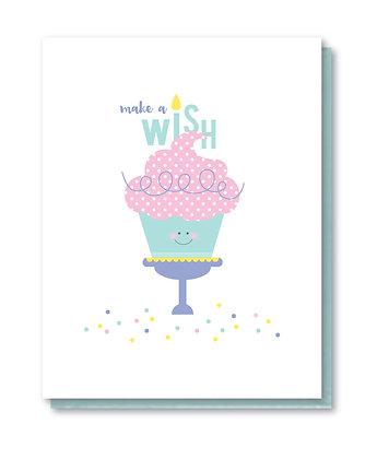 BDAY011 - cupcake