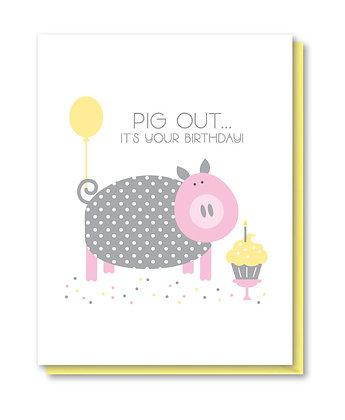BDAY009 - pig