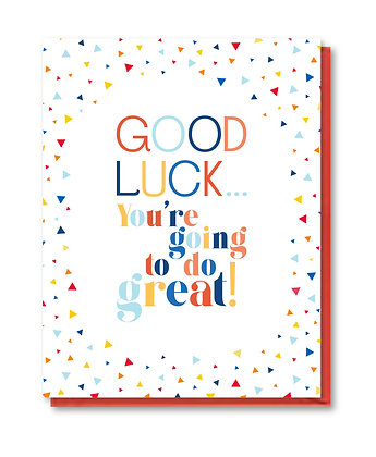 ED003 - good luck