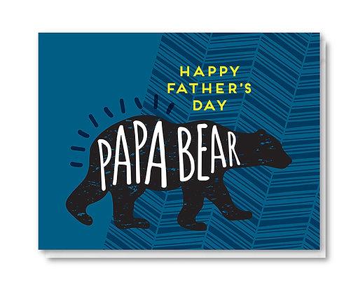 DAD003 - papa bear