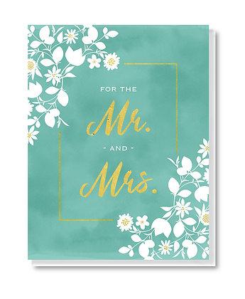 WED007 - Mr. & Mrs.