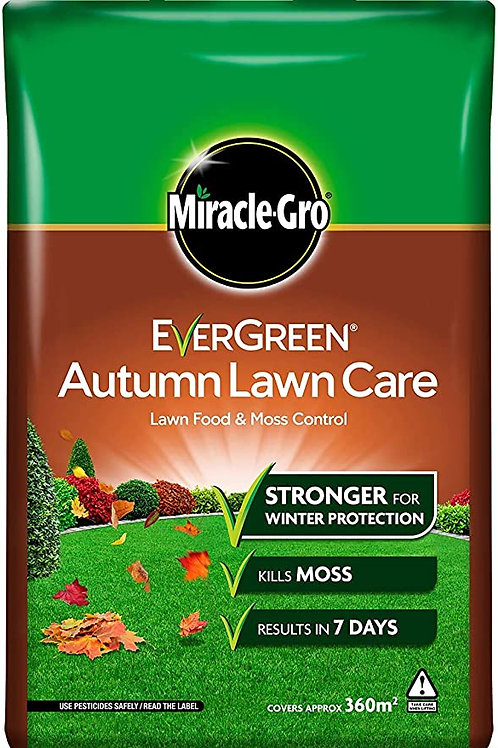 Miracle-Gro Autumn Lawn Care 400m2
