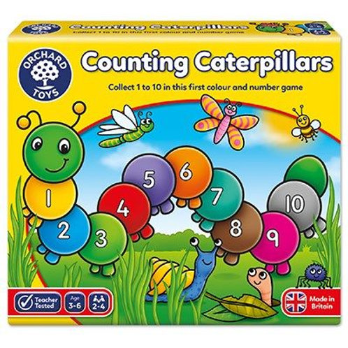Orchard Toys - Counting Caterpillas