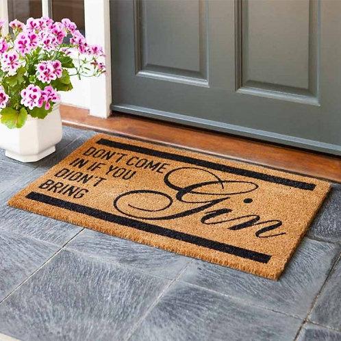 G&T Doormat