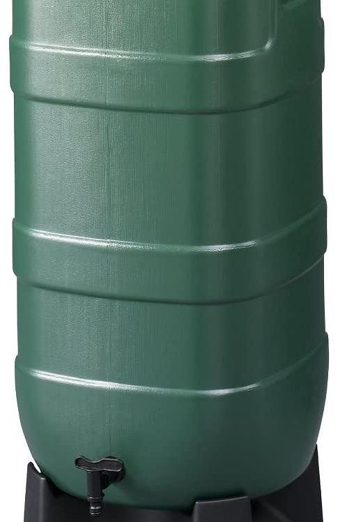 100lt Slimline Water Butt Set