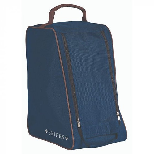 Briers Navy Boot Bag