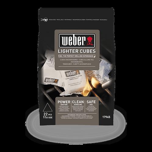 Lighter Cubes