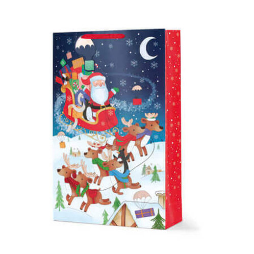 TS BAGS SANTA & FRIENDS - GIANT