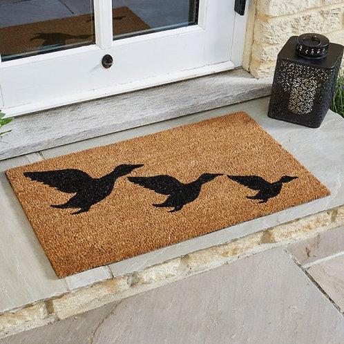 Flying Geese Doormat