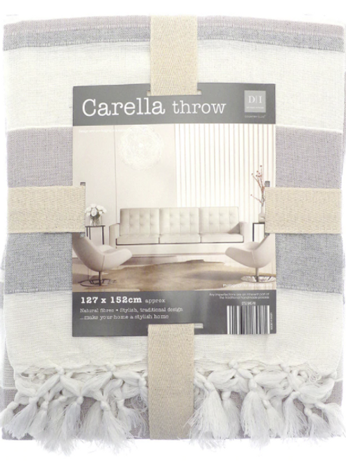 Carella Throw