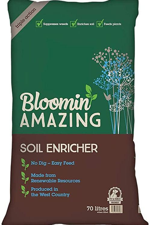 Bloomin Amazing Soil Enricher 70lt