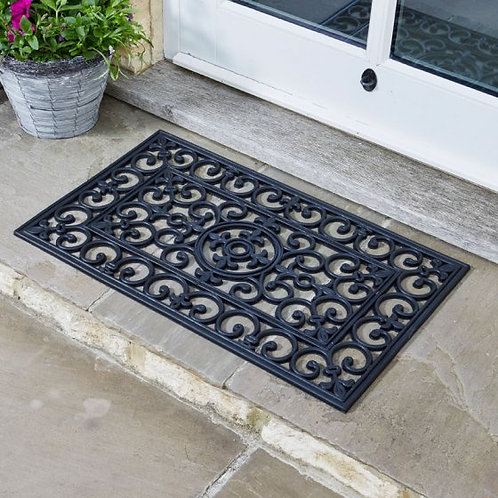 Classic Rubber Doormat