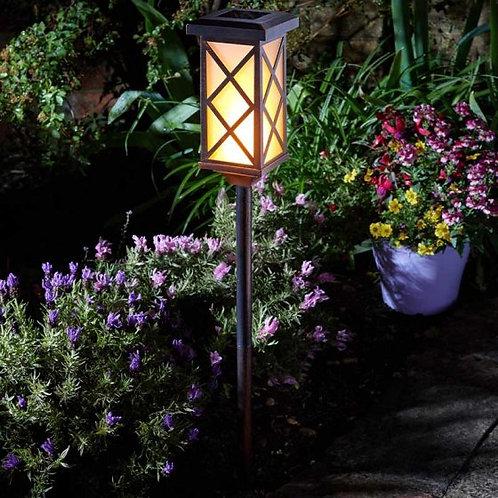 Arezzo Flaming Torch - solar