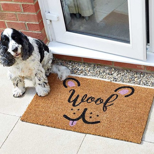 Happy Hound Doormat
