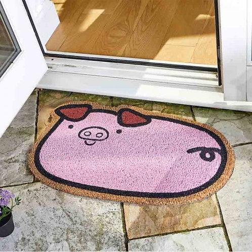 Porky Pig Doormat