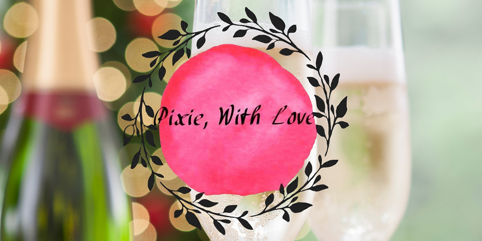 Get Christmas Creative (wreath), hosted by Pixie With Love