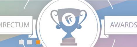 Лучшие проекты DIRECTUM на Awards