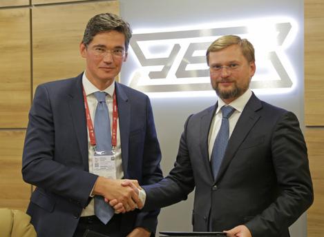 УВЗ и «Галактика» заключили соглашение о сотрудничестве