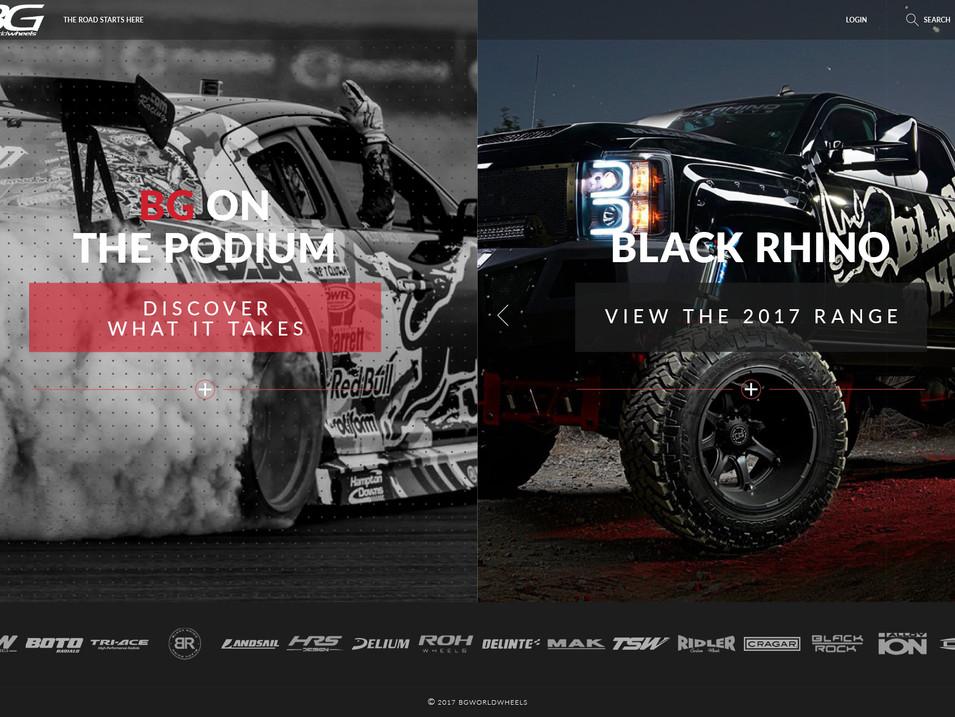BG World Wheels